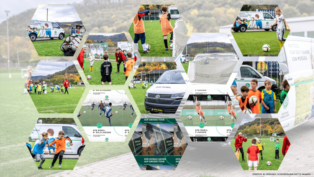 DFB-Mobil Collage